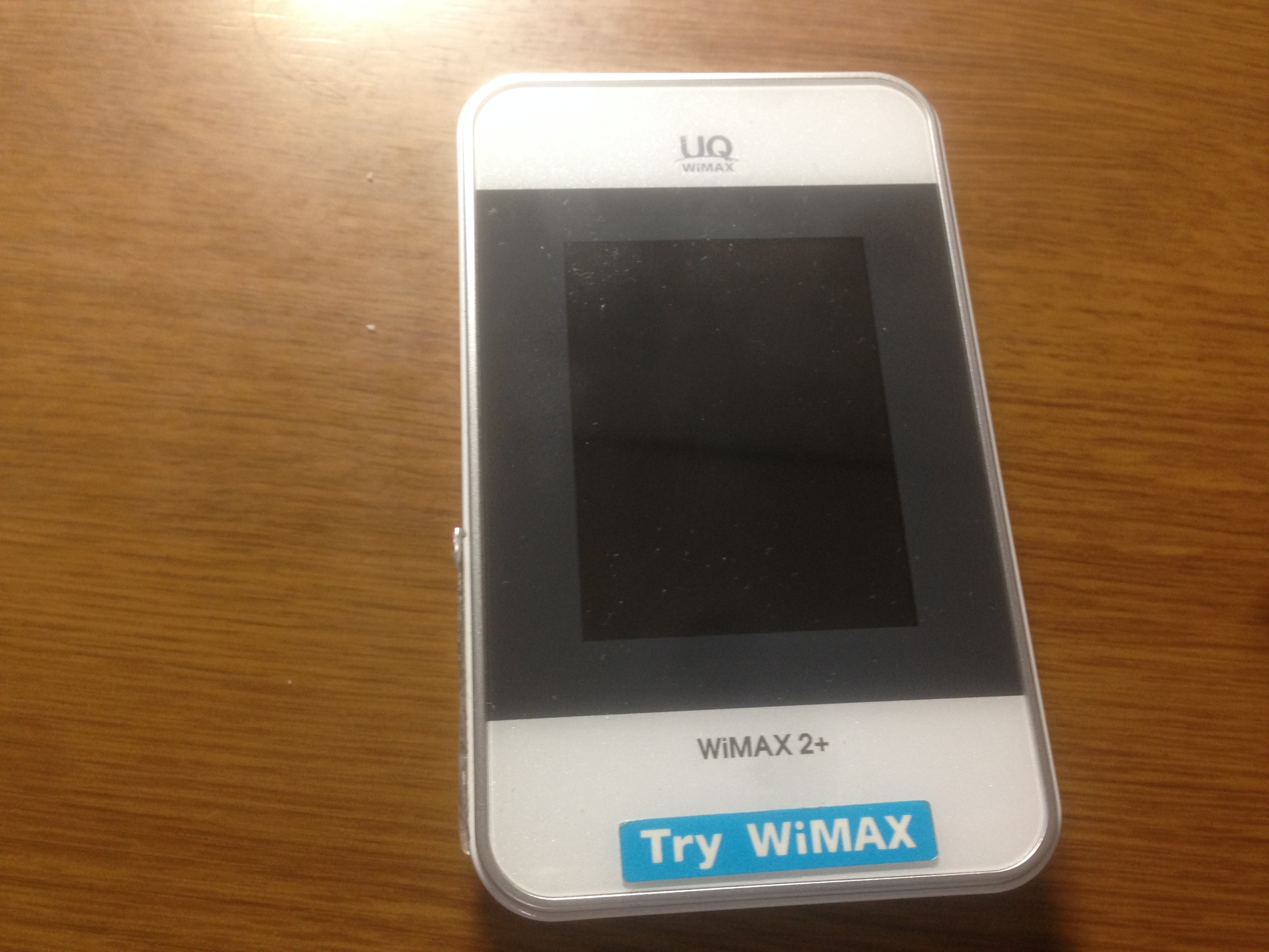 try wimax 返却 遅れ
